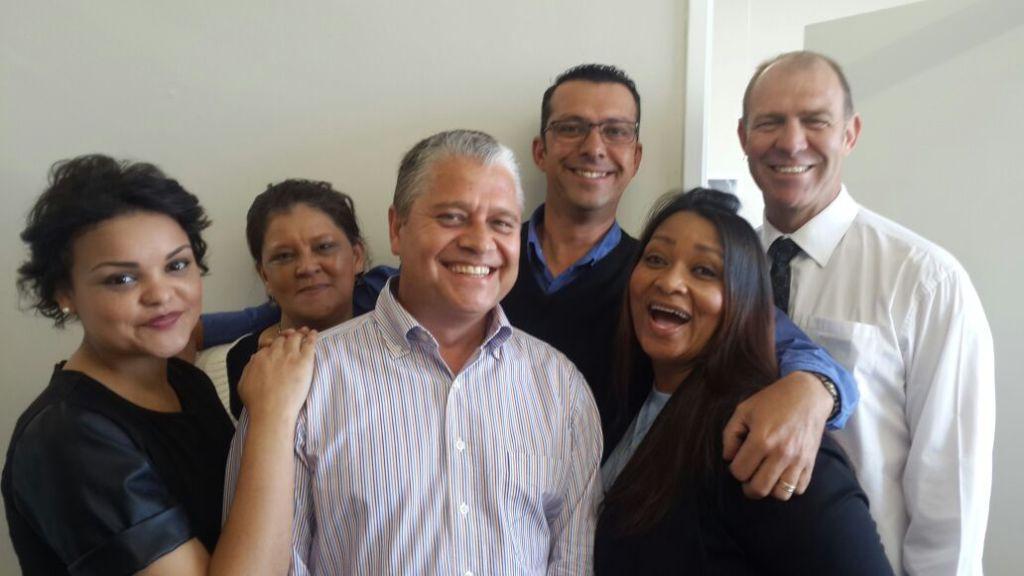 CCTV Cape Town Sales Team